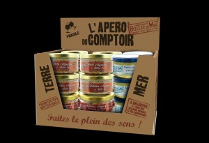 Display Apero du comptoir
